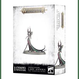 Soulblight Gravelords: Lady Annika The Thirsting Blade - Lady Annika La Espada Sedienta