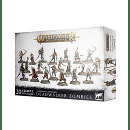 Soulblight Gravelords: Deadwalker Zombies