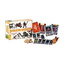 Dungeon Raiders (Español)