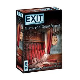 Exit: Muerte en el Orient Express (Español)
