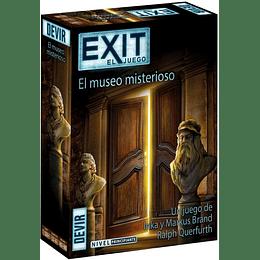 Exit: El Museo Misterioso (Español)