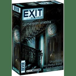 Exit: La Mansión Siniestra (Español)