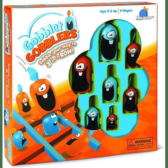 Gobblet Gobblers (Español)
