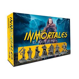 Los Inmortales: El Juego de Mesa (Español)
