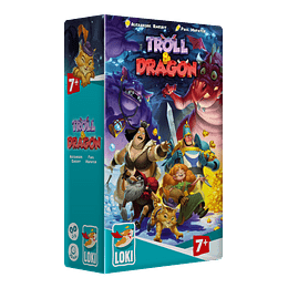 Troll & Dragon (Español)