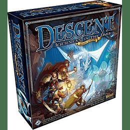 Descent: Journeys in the Dark - Second Edition (Inglés)