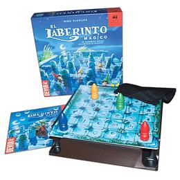 El Laberinto Mágico (Español)