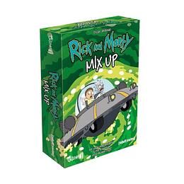 Rick And Morty: Mix Up (Español)