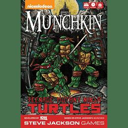 Munchkin: Teenage Mutant Ninja Turtles (Español)