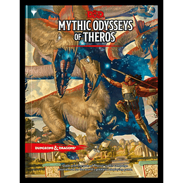 Dungeons & Dragons: Mythic Odysseys of Theros (Inglés)