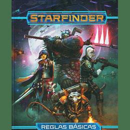 Starfinder: Libro básico (Edición de bolsillo)(Español)