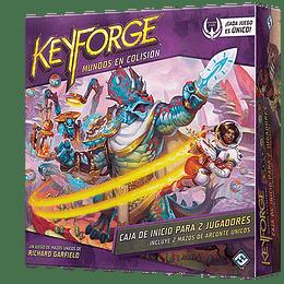 Keyforge: Mundos en Colisión - Caja de inicio (Español)