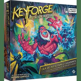 Keyforge: Mutación Masiva - Caja de inicio (Español)