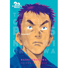 20th Century Boys Volumen 01 - Ivrea