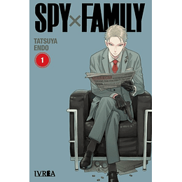 Spy x Family N°01