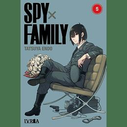 Spy x Family N°05