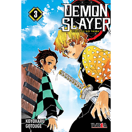 Demon Slayer N°03