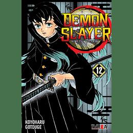 Demon Slayer N°12