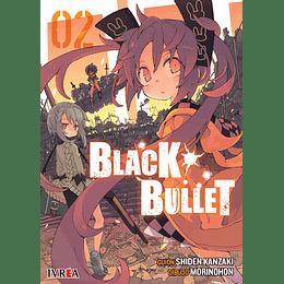 Black Bullet N°02