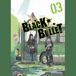 Black Bullet N°03
