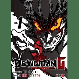 Devilman G N°01