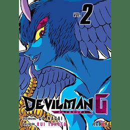 Devilman G N°02