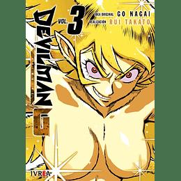 Devilman G N°03