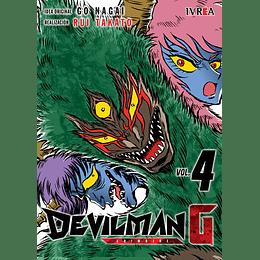 Devilman G N°04