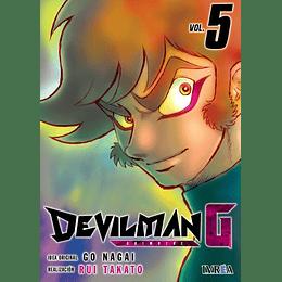 Devilman G N°05