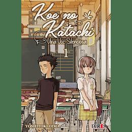 Koe No Katachi - Una Voz Silenciosa N°01