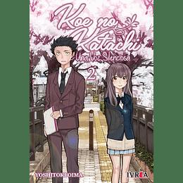 Koe No Katachi - Una Voz Silenciosa N°02