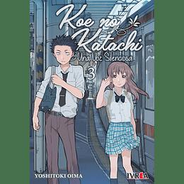 Koe No Katachi - Una Voz Silenciosa N°03