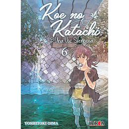 Koe No Katachi - Una Voz Silenciosa N°06