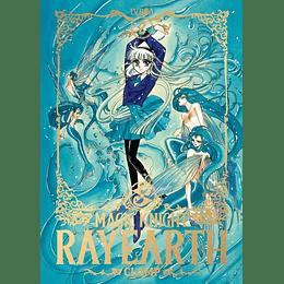Magic Knight Rayearth N°02