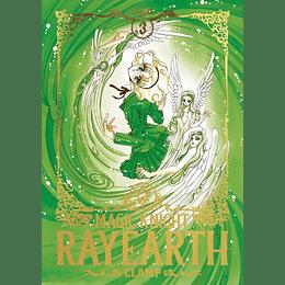 Magic Knight Rayearth N°03