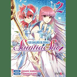 Saint Seiya: Saintia Sho N°02