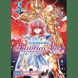 Saint Seiya: Saintia Sho N°03