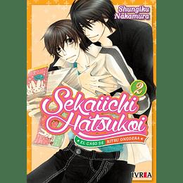Sekaiichi Hatsukoi N°02
