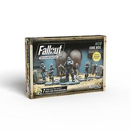 Fallout: Wasteland Warfare - NCR: Core Box