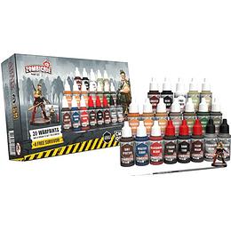 Warpaint Set: Zombicide 2nd ed. Paint Set