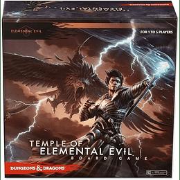 D&D Boardgame: Temple of Elemental Evil (Inglés)
