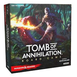 D&D Boardgame: Tomb of Annihilation (Inglés)