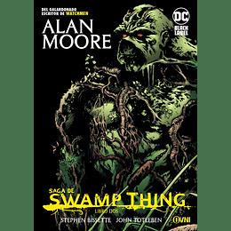 Saga de Swamp Thing Vol.2