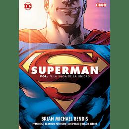 Superman (2018) Vol. 01: La Saga De La Unidad