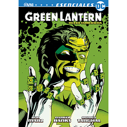 Green Lantern: Ocaso Esmeralda
