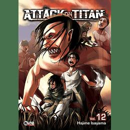 Attack on Titan Vol.12