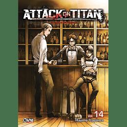 Attack on Titan Vol.14