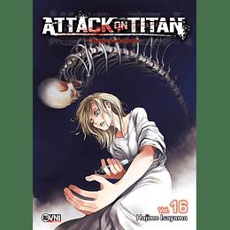 Attack on Titan Vol.16