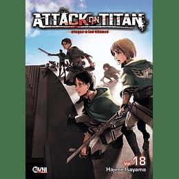 Attack on Titan Vol.18