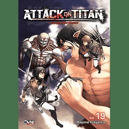 Attack on Titan Vol.19